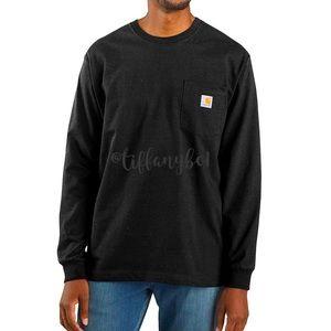 Carhartt Loose Fit Heavyweight Long Sleeve T Shirt